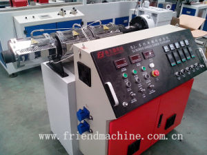 PVC PE PP Pet Single Screw Plastic Extruder/ Extruding Machine pictures & photos