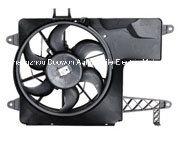 Radiator Fan / Car Cooling Fan / Car Electric Fan for VW Gol Parati Saveiro 698637r