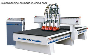 Woodworking CNC Router Machine for Furniture with CE Approved (SK-CPG1325F)
