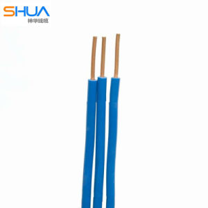 Good Quality! 450/750V H07V-R PVC Insulated Single Core Electrical Wire pictures & photos