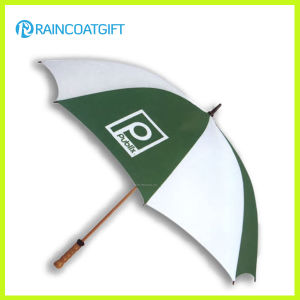23inch*8k Wooden Shaft Promotion Umbrella pictures & photos