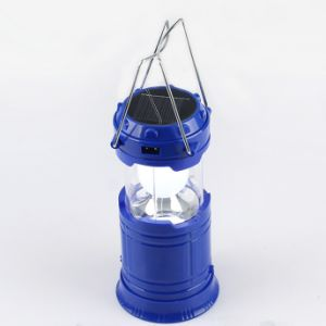 Rechargeable LED Solar Camping Lantern pictures & photos