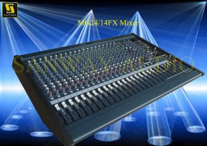 24CH Professional Audio Karaoke Mixer pictures & photos