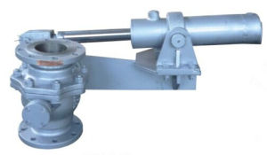 Hydraulic Ash Unloading Ball Valve pictures & photos