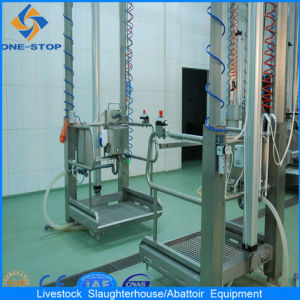 Pneumatic Type Lifting Platform for Slaughterhouse Equipment pictures & photos