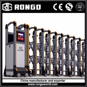 Rongo Brand Factory Gates
