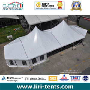 Decagonal End Curve Tent for Events pictures & photos