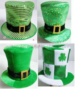 St. Patrick Top Hat (PM077) pictures & photos
