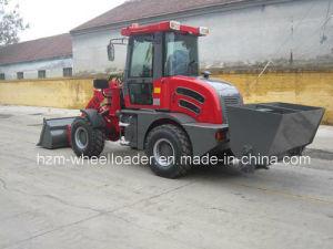 Manufacturer of Shovel Hzm916 Jn916 Zl16 Wheel Loader Radlader pictures & photos