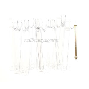 50 PCS Art Nail Manicure Display Fan Chart Tips (NT11) pictures & photos