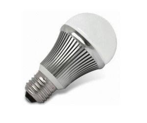 6W 5W 9W LED Bulb Light for Indoor Lighting 2 Years Guarantee 6W with Dimmable (MQ-BL-6W-A)
