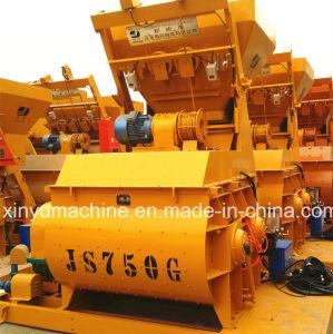 Large Concrete Mixing Drum Machine (JS750) pictures & photos