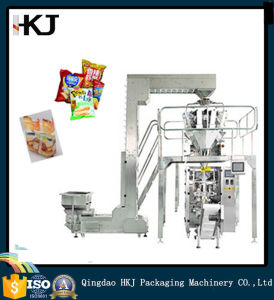 High Quality Automatic Vertical Weighing Packing Machine for Puffed Food pictures & photos