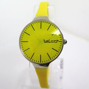 Women′s New Style Silicone Watch Fashion Watch Cheap Hot Watch (HL-CD041) pictures & photos