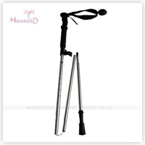 Foldable Trekking Pole with Adjustable Wrist Strap pictures & photos