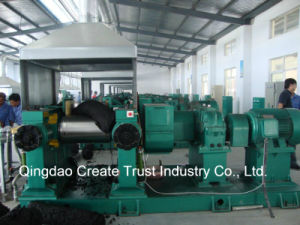 2017 Hot Sale Rubber Refiner Mill for EVA Rubber with Ce&ISO9001 Certification pictures & photos
