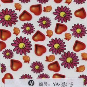 Yingcai Flower Designs Water Transfer Printing Film pictures & photos