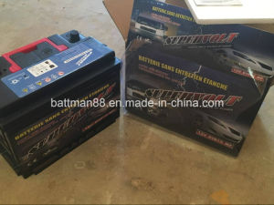 Super Volt Mf Car Battery DIN75mf 12V75ah pictures & photos