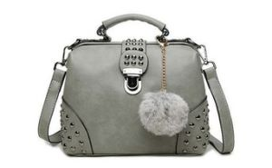 New Product Innovation Handbag Luxury Lady Frosted Willow Nail Shoulder Bag (LDO01669) pictures & photos