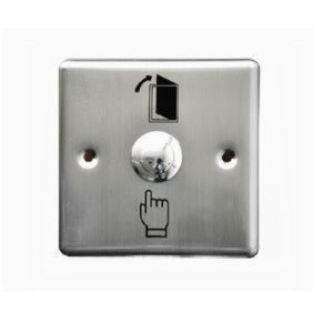 Stainless Steel Door Exit Button with Metal Case (ES-9086) pictures & photos