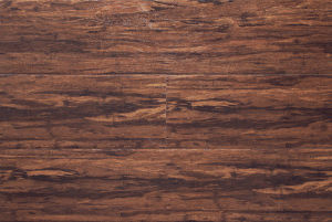 12.3mm Wood Texture Handscraped HDF Laminated Floor AC3 CE pictures & photos