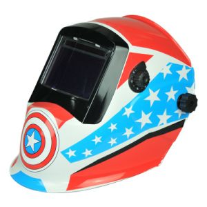 Auto Darkening Welding Helmet (WH8912207) pictures & photos