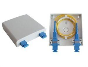 FTTH Fiber Terminal Box 2 Port