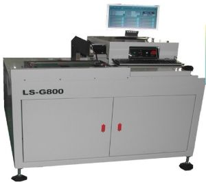 PCB Gold Finger Laser Thickness Measuring Machine (LS-G800)