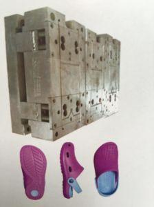 Slip on Shoes Mould, EVA Slip on Shoes Mould, EVA Slip Shoes Mold, EVA Injection Slip Shoes Mold pictures & photos