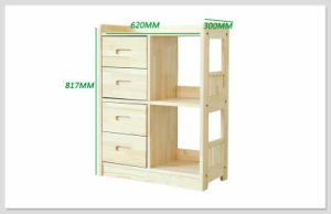Solid Wood Cabinet Goods Locker (M-X1041) pictures & photos