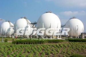 1000m3 Groups LPG Spherical Tank