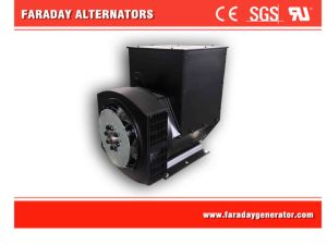Faraday 125kVA/100kw Sinlge/Double Bearing Permanent Magnet Alternator Generator pictures & photos
