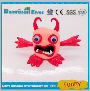 The Original Melting Monsters Meltdown Blue New- Putty