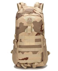 600d Tactical Rucksack Bag Camping Military Hiking Backpack pictures & photos