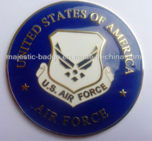 USA Army& Soft Enamel Challenge Coin pictures & photos