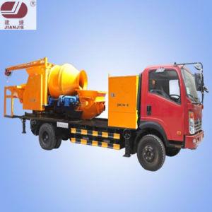 Jbc40-P Truck Mounted Mobile Concrete Mixer Pump pictures & photos