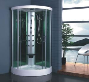 2014 Corer Shower Cubic with Seat Mjy-8041