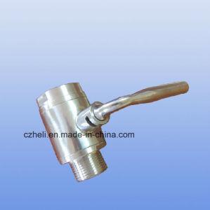 Hebei Light 2PC 316 Ball valve 1000wog pictures & photos