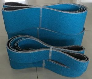 Zirconia Abrasive Cloth Belt/Sanding Belt/Abrasive Belt pictures & photos