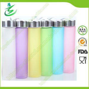 400 Ml High Quality Voss Water Glass Bottle/Voss Water Bottle pictures & photos
