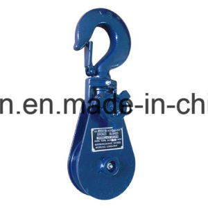 Heavy Lifting Pully with Shackle and Hook pictures & photos