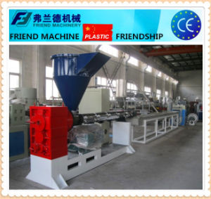 PP Cold Strand Plastic Pelletizer Machine pictures & photos