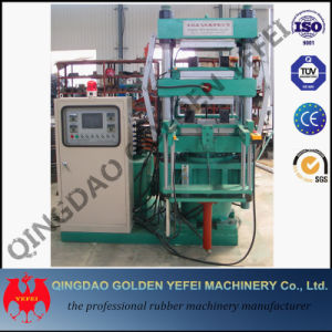 Platen Press Machine for Rubber Sheet pictures & photos