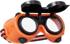 High Quality Welding Safety Goggles with CE Approved pictures & photos