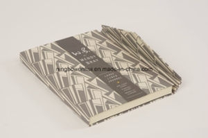 Printing Hardcover Large Pocket Journal/Notebook pictures & photos