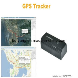 GPS Tracker Working with Google Maps and Google Earth