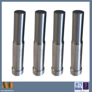Customized Tungsten Carbide Round Corner Pins with Tin Coating pictures & photos