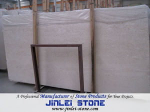 Beige Marble for Exterior Wall or Engineered Moon Beige pictures & photos