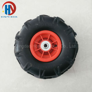 off-Road Tyre 10X3.50-4 PU Foam Wheel pictures & photos