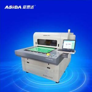 High Precision and Output PCB Character Ink-Jet Printing Machine pictures & photos